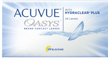 Acuvue Oasys with Hydroclear Plus (24 бл)