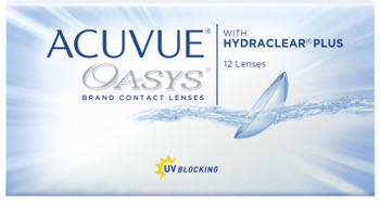 Acuvue Oasys with Hydroclear Plus (12 бл)