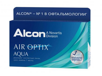 Air Optix Aqua ( 6 шт)