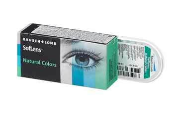 SofLens Natural Colors, 2pk