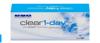 Clear 1-day, 30 бл