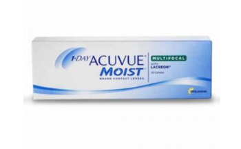 1-Day Acuvue Moist Multifocal, 30pk