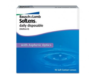 Soflens Daily Disposable , 90 бл