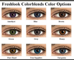 Freshlook ColorsBlends, 2