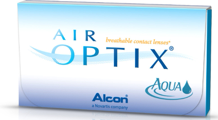 Air Optix Aqua ( 3 шт)