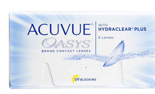 Acuvue Oasys with Hydroclear Plus (6 бл)