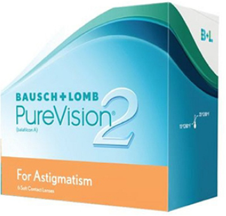 PureVision 2HD for Astigmatism, 3pk